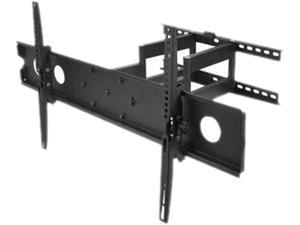 "SIIG CE-MT1F12-S1 42""-80"" Full-Motion TV Wall Mount LED & LCD HDTV,up to VESA 800x400 max load 154 lbs,Compatible with Samsung, Vizio, Sony, Panasonic, LG, and Toshiba TV"