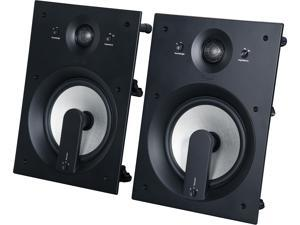 Klipsch PRO 4800 80W 2-Way In-Wall Home Audio Speaker
