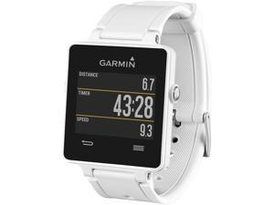 Garmin 010-01297-11 Vivoactive Bundle White