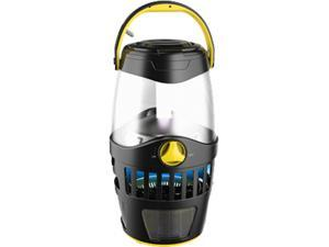 Weiita L49-YL FIREPLACE - Yellow Mosquito Trap Lantern