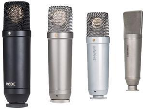 """Rode NT1 1"""" Cardioid Condenser Microphone"""