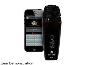 Acesonic MP-SSBI Portable Mic for iOS Black