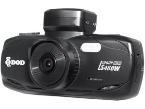 DOD-LS460W Full HD Dash Camera with GPS Logging and WDR Technology