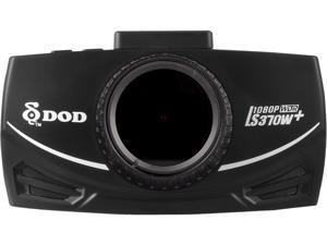 "DOD Tech DOD-LS370W+ Full HD dash cam with Sony Exmor CMOS sensor, 3"" LCD display and circular polarized filter"