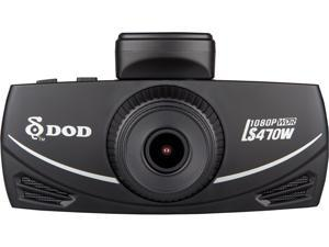 DOD Tech DOD-LS470W Full HD dash cam with Sony Exmor CMOS Sensor and 10x speed GPS processor