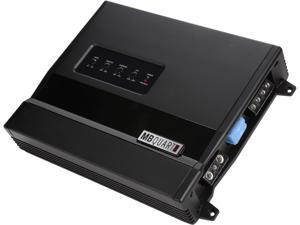MB Quart 1000 Watt Mono Amp With Top Mounted Controls