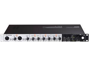 Steinberg UR824 24 x 24 USB 2.0 audio interface with 8x D-PREs, 24-bit/192 kHz support & JetPLL