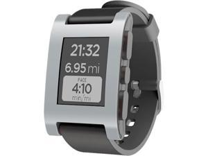 Pebble Smart Watch for iPhone and Android Devices (Grey)