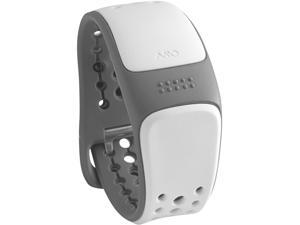 Mio Link Heart Rate Wristband  ( White Medium/Small )