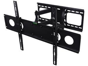 "Tuff Mount A2026 32""-62"" Full Motion Articulating TV Wall Mount, LED & LCD HDTV, up to VESA 600x400mm max load 100 lbs., Compatible with Samsung, Vizio, Sony, Panasonic, LG, and Toshiba TV"