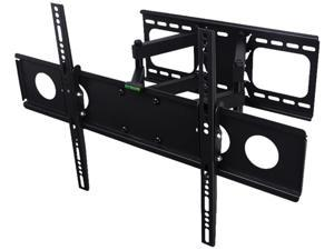 "Tuff Mount A2025 37""-90"" Full Motion Articulating TV Wall Mount, LED & LCD HDTV, up to VESA 800x400 max load 160 lbs, Compatible with Samsung, Vizio, Sony, Panasonic, LG, and Toshiba TV"