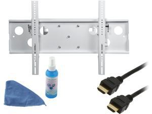 """Tuff Mount A2025W 37""""-90"""" Full Motion TV Wall Mount LED & LCD HDTV Max Load 110 lb Compatible with Samsung, Vizio, Sony, Panasonic, LG, and Toshiba TV"""