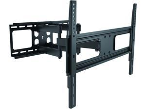 """Tuff Mount A2037 37""""-85"""" Full Motion TV wall mount LED & LCD HDTV up to VESA 600x400 max load 140 lbs compatible with Samsung, Vizio, Sony, Panasonic, LG and Toshiba TV"""
