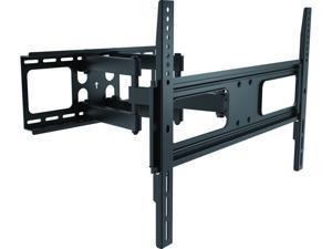 "Polaroid AP856XLA Black 37""-85"" Full Motion TV Wall Mount LED & LCD HDTV Compatible with Samsung, Vizio, Sony, Panasonic, LG, and Toshiba TV"