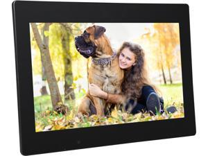 "Aluratek ADMPF118F 18.5"" 1366 x 768 Digital Photo Frame"