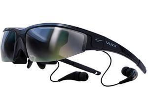 Vuzix 418T00011 Wrap 1200DX, Digital Video Eyewear Black