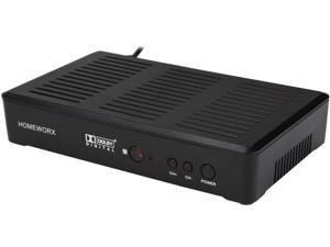 Mediasonic HW180STB HomeWorx HDTV Digital Converter Box with Media Player Function, Dolby Digital and HDMI Out ...
