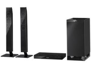 Panasonic SC-HTB351 Home Theater System W/ 2 Tower Speakers Bluetooth and Wireless Subwoofer