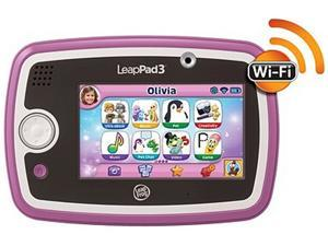 LeapFrog 31510 LeapPad3 Learning Tablet Pink