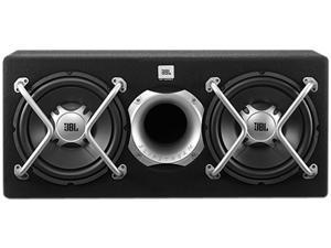 JBL GT5-2402BR Dual 12-inch Subwoofer with Enclosure