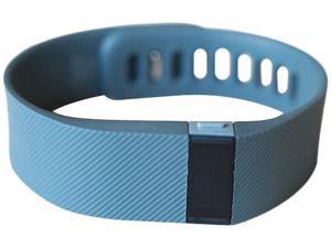 Fitbit Charge Wireless Activity + Sleep Tracker Wristband, Slate, Large