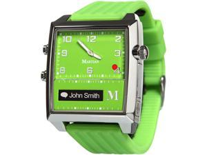 Martian MG100LSL G2G Watch Lime/Silver/Lime