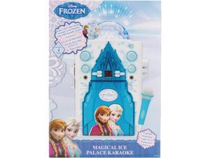 Sakar KO2-06027-WINT Disney Frozen Castle Karaoke