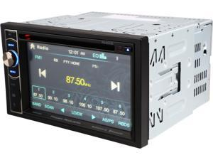 "Power Acoustik PD-62H2B 6.2"" LCD Touchscreen w/ Bluetooth"