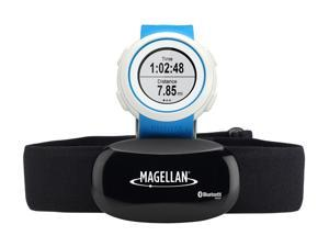Magellan TW0101SGHNA Echo Smart Running Watch with Heart Rate Monitor Blue