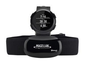 Magellan TW0100SGHNA Echo Smart Running Watch with Heart Rate Monitor Black