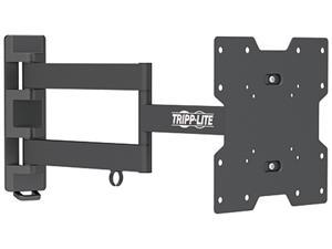 "TRIPP LITE DWM1742MA Black 17"" - 42"" Full-Motion Wall Mount w/ Arms for Flat-Screen Displays"