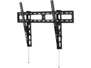 "Stanley THS-230T Black 46"" - 90"" Tilting Mount for Large and Heavy FPTV"