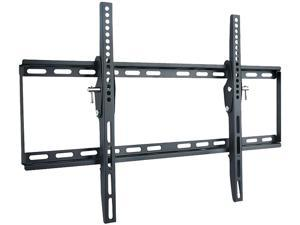 "ProHT by Inland 5336 Black 37""-70"" Low Profile Tilt TV Wall Mount LED & LCD HDTV Up to VESA 600x400mm Max Load 90 lbs., Compatible with Samsung, Vizio, Sony, Panasonic, LG and Toshiba TV"