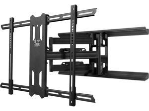 "Kanto PDX680 39""-80"" Full Motion TV Wall mount LED & LCD HDTV Up to VESA 700x400mm Max Load 125 lbs., Compatible with Samsung, Vizio, Sony, Panasonic, LG and Toshiba TV"