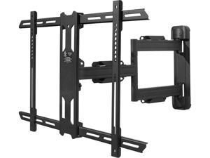 "Kanto PS350	 37""-60"" Full Motion TV wall mount  LED & LCD HDTV  Up to VESA 600x400 Max Load 88 lbs Compatible with Samsung, Vizio, Sony, Panasonic, LG and Toshiba TV"