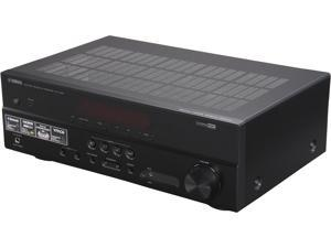Yamaha RX-V381 5.1-Channel A/V Receiver, Black