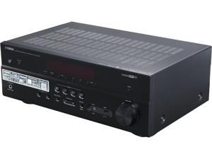 Yamaha RX-V481 5.1-Channel Network A/V Receiver, Black
