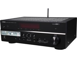 Yamaha RX-V581 7.2-Channel Network A/V Receiver, Black