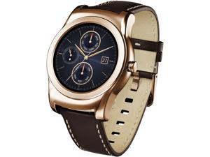 LG Watch Urbane Wearable Smart Watch - Rose Gold