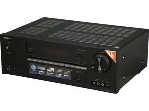 Onkyo TX-SR444 7.1 Ch A/V Receiver with Bluetooth