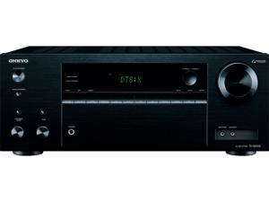 Onkyo TX NR555 7.2 Channel AV Network Receiver, Black