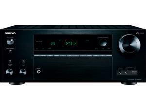 Onkyo TX-NR656 7.2-Channel Network A/V Receiver, Black