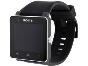 Sony SW2 SmartWatch 2 Black