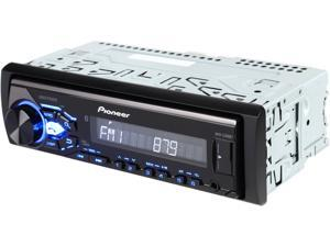 Pioneer Digital Media Receiver with Short Chassis Design, MIXTRAX MVH-X380BT