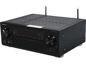 Pioneer VSX-1131 7.2-Channel AV Receiver with MCACC, built-in Bluetooth and Wi-Fi