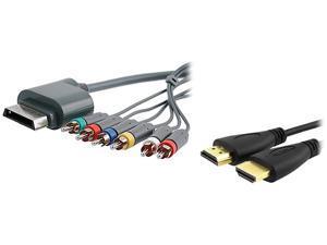 Insten 1926486 Premium Component HD AV Cable