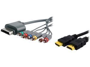 Insten 1926494 Premium Component HD AV Cable
