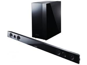 Samsung 2.1 Channel Soundbar With Wireless Subwoofer And Bluetooth, HW-F450