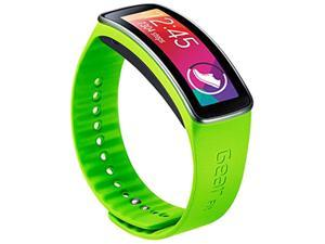 Samsung ET-SR350BMESTA Samsung Gear Fit Plastic Band Light Green