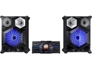 Samsung MX-JS8000 2.2 Channel 2400 Watt Wired Audio Giga System